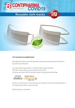 Reusable Cloth masks
